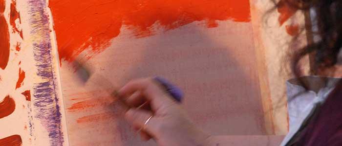 Stage adultes peinture à l'huile